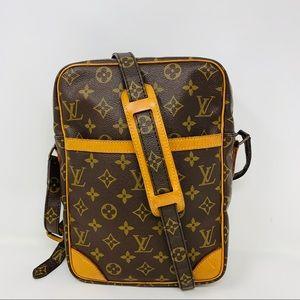 Authentic Louis Vuitton Danube Gm Crossbody